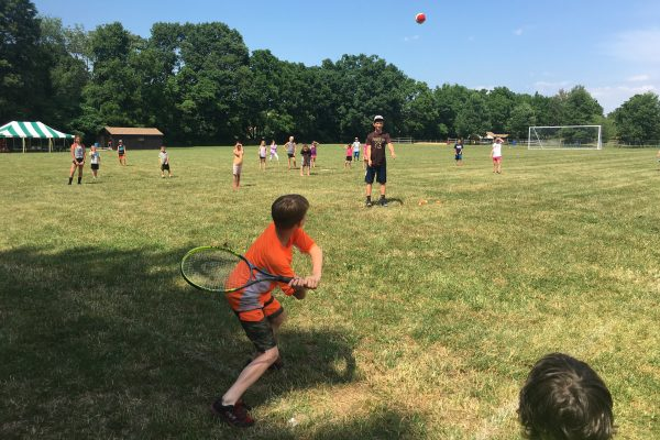 Summer Camp - Outdoor Games