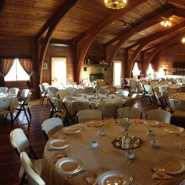 Banquets & Receptions - Cedar Lodge
