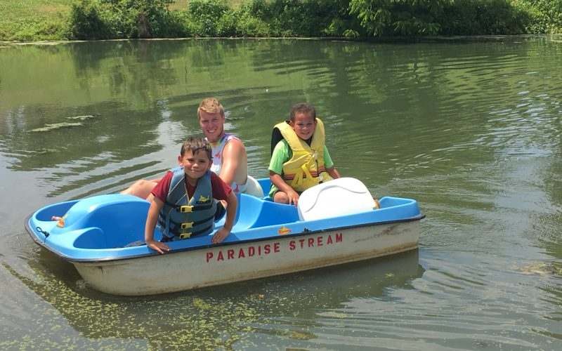 Pedal Boats - Outdoor Activities